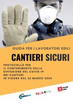 CANTIERI SICURI - Guida per i lavoratori edili