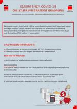 EMERGENZA COVID-19 CIG (CASSA INTEGRAZIONE GUADAGNI)