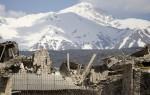Terremoto Centro Italia: la solidarietà sindacale