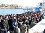 Isola del Gran Sasso, la manifestazione contro il razzismo