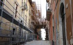 Ricostruzione, in piazza i lavoratori futuri... precari