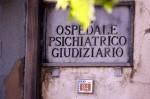 Ospedali psichiatrici giudiziari, il presidio alla Regione