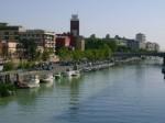Pescara, in piazza le guardie giurate